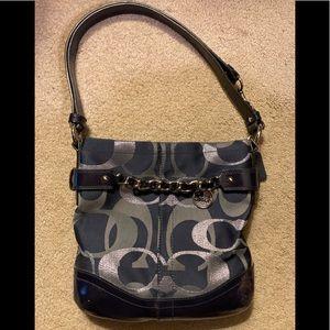 Coach Convertible Crossbody purse